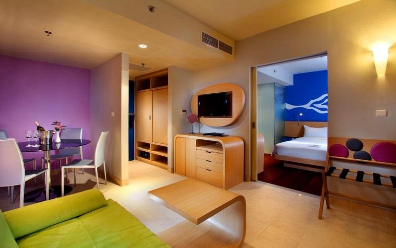 هتل بست وسترن کوتا بیچ بالی
