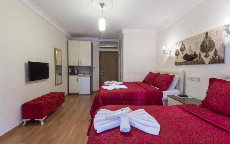 هتل Zendy Suite Hotel Istanbul
