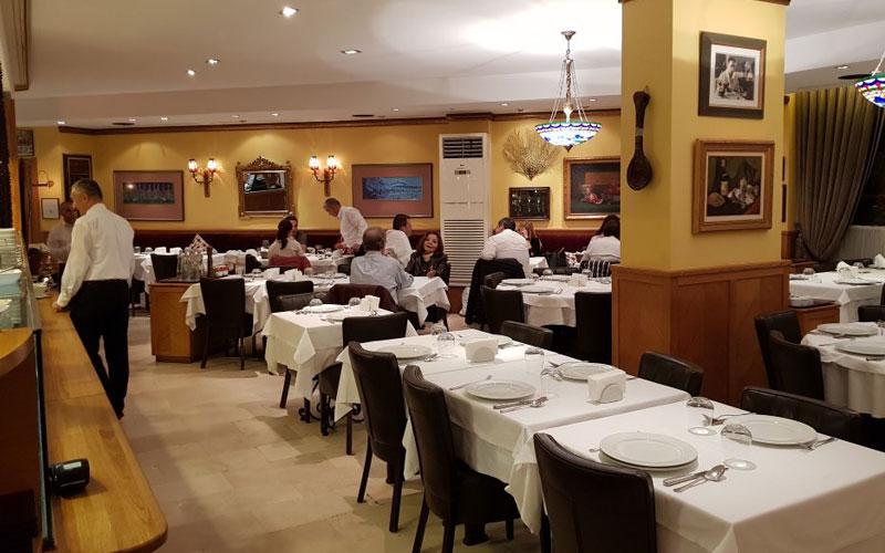 رستوران هونکار استانبول