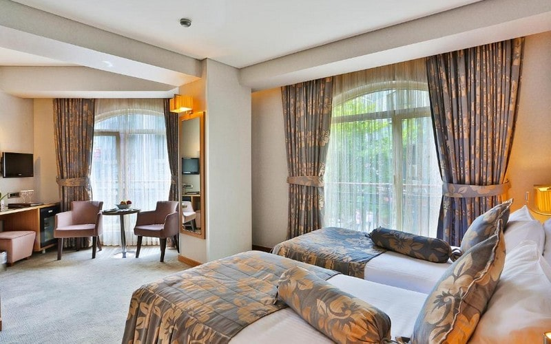 هتل Hotel Momento Istanbul