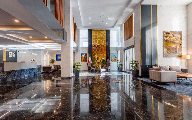 هتل آوینا قشم