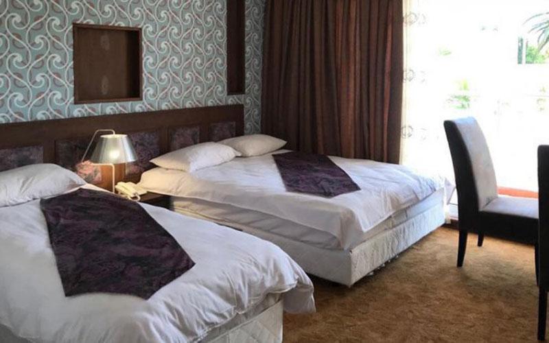 هتل باران ایزد شهر نور