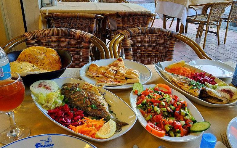 رستوران تاریخی چشمه استانبول