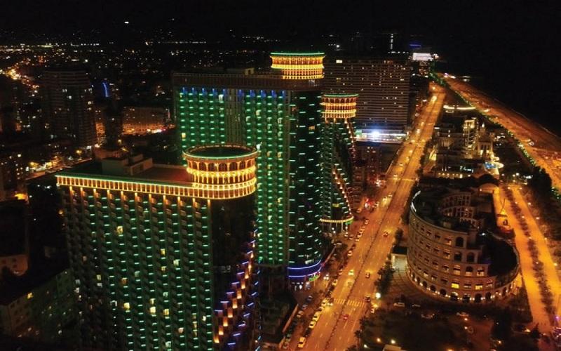 هتل اوربی تویین 37 باتومی