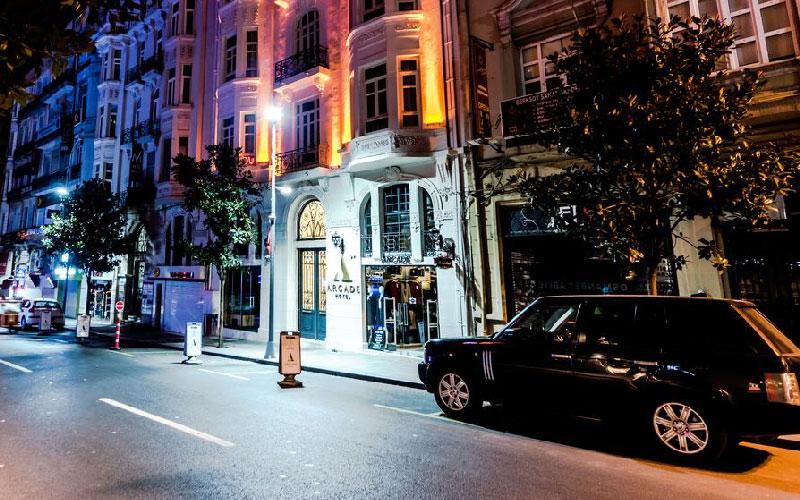 هتل آرکید استانبول