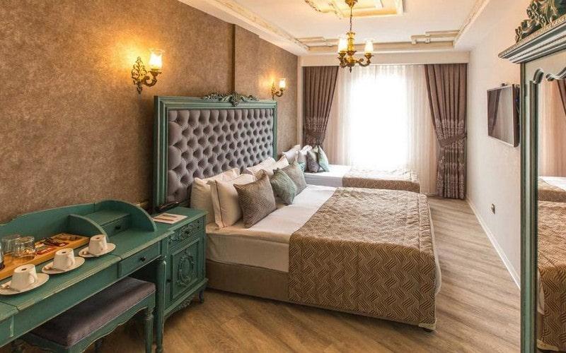 هتل Idylle Hotel Istanbul
