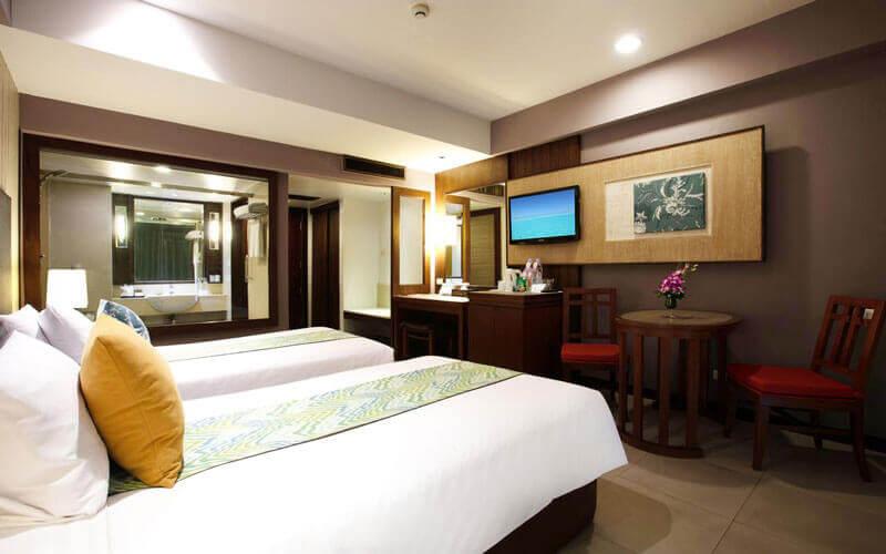هتل Patong Merlin Hotel Phuket