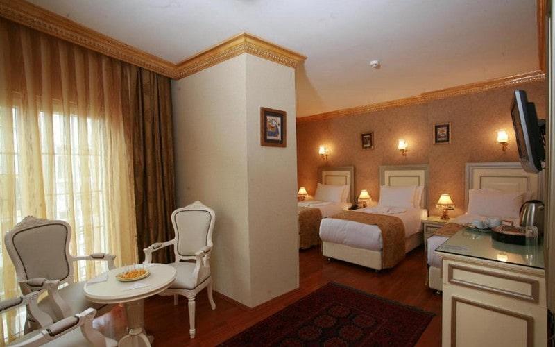 هتل Maywood Hotel Istanbul