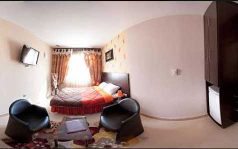 هتل قصر نیلی مشهد