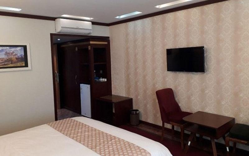 هتل کاوه ساوه
