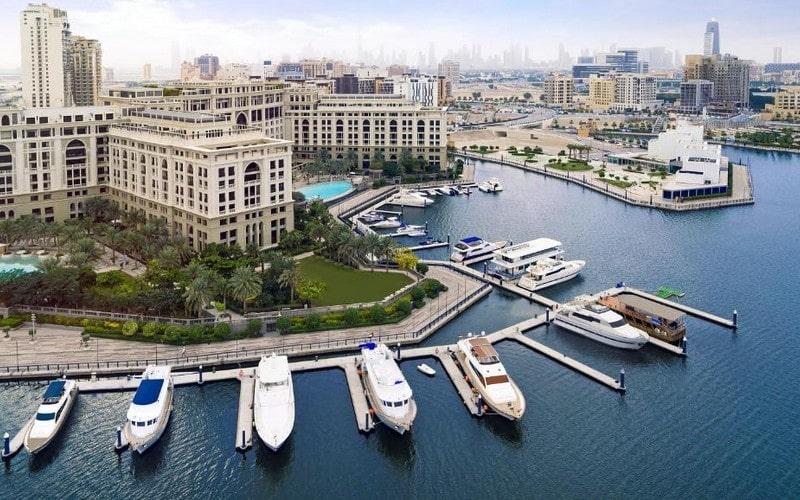 هتل Palazzo Versace Dubai