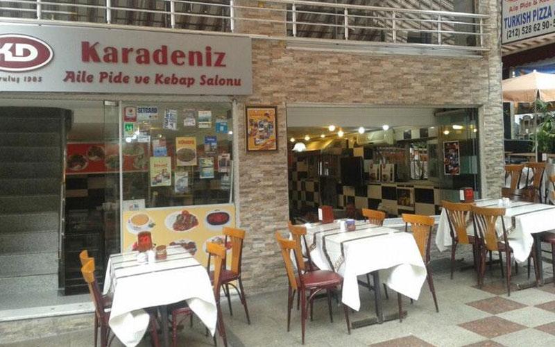 رستوران کارادنیز عایله استانبول