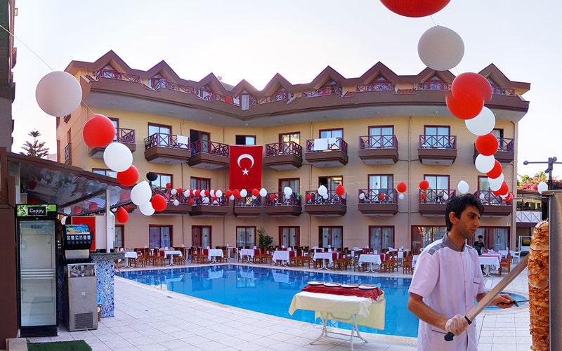 هتل Himeros Beach Antalya