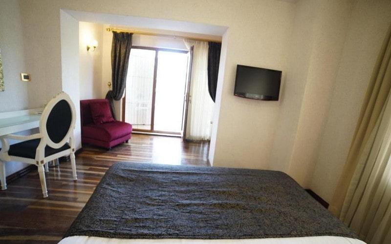 هتل Ascot Hotel Buyukada Istanbul