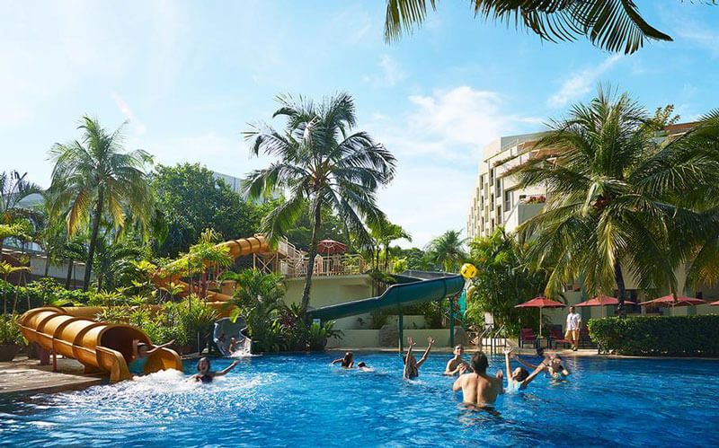 هتل PARKROYAL Penang Resort