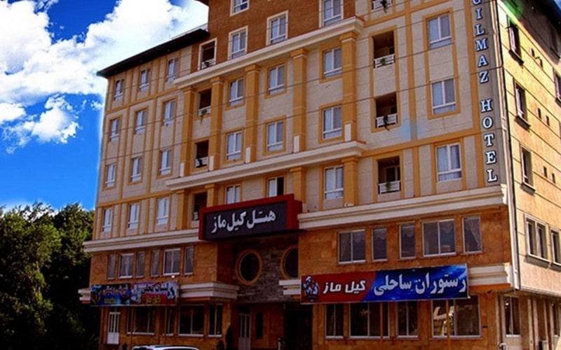 هتل گیل ماز چابکسر