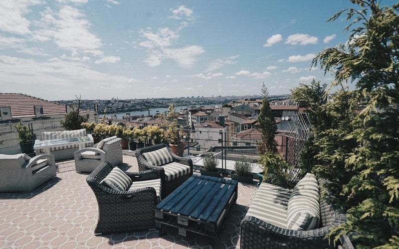 هتل Hotel Des Arts Galata Istanbul