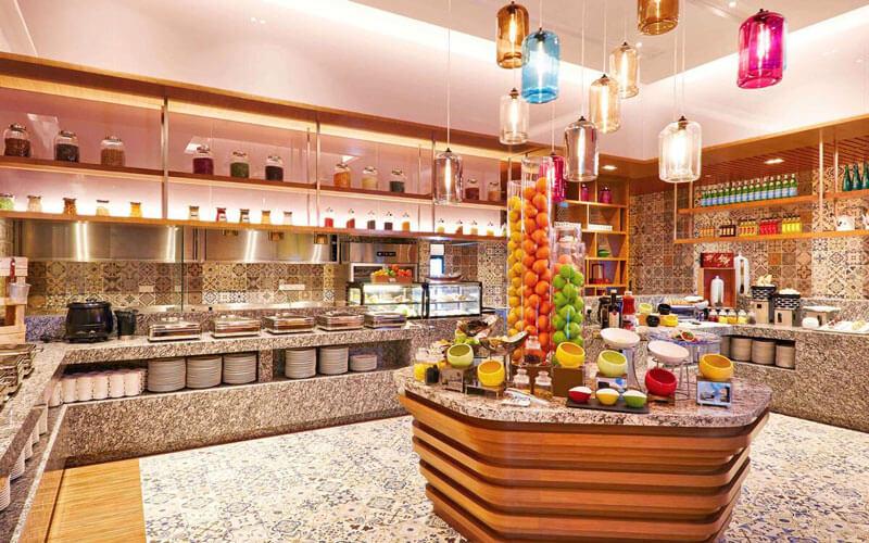 هتل مرکور شاو پرید کوالالامپور