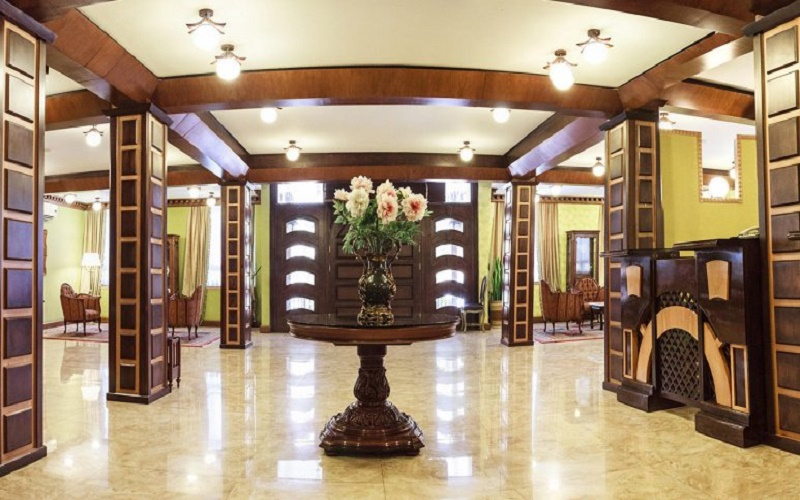 هتل رزیدانس رودکی تهران