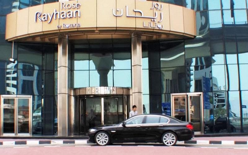 هتل Rose Rayhaan by Rotana - Dubai