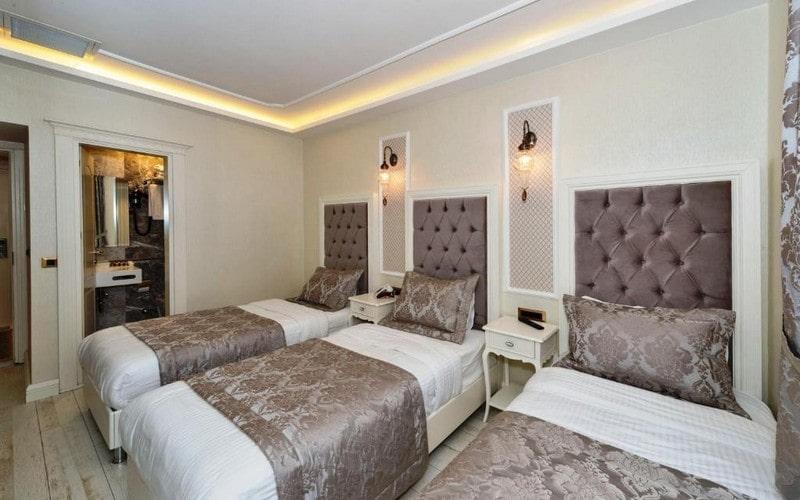 هتل Zeynep Sultan Hotel Istanbul