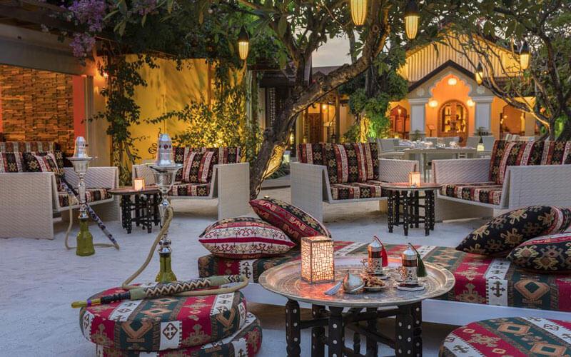 هتل کورومبا ماله مالدیو
