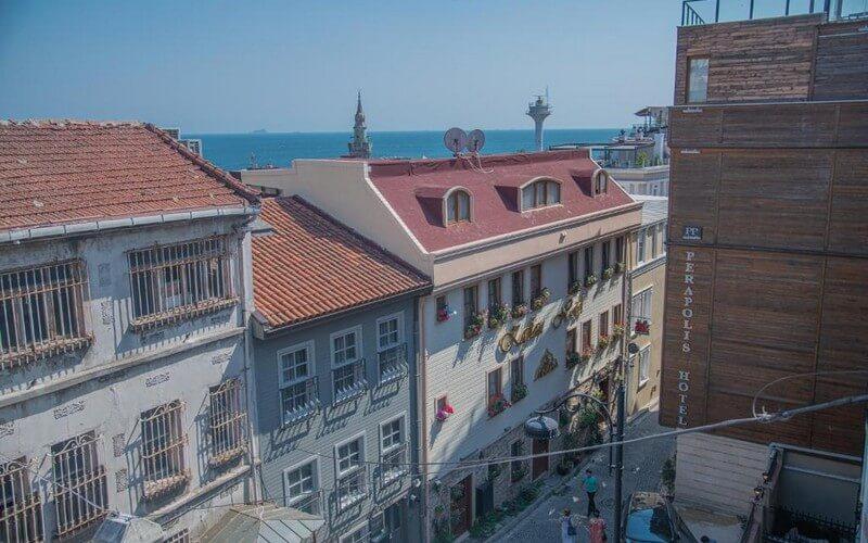 هتل Kaftan Hotel Istanbul