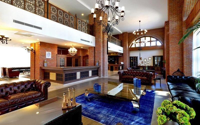 هتل گرند یازیجی کلاب توربان مارماریس