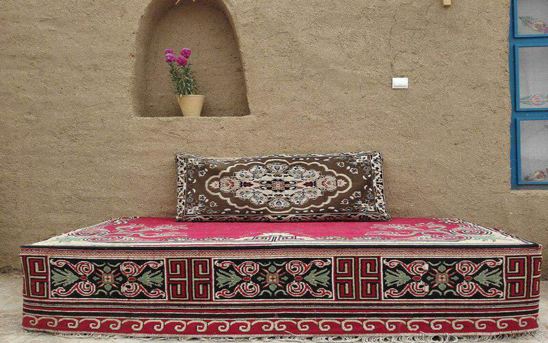اقامتگاه بوم گردی جاده ابریشم مشهد