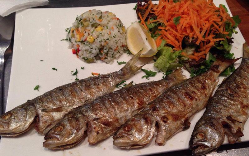 رستوران فوریا گالاتا بالیکچی استانبول