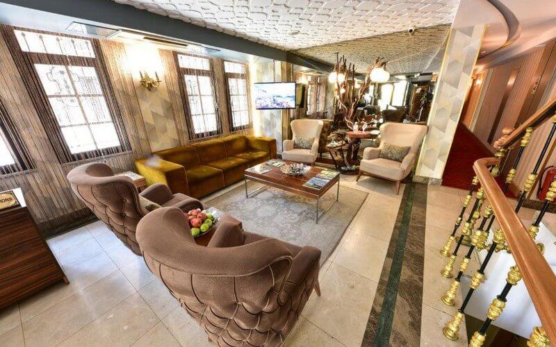 هتل Almina Hotel Istanbul
