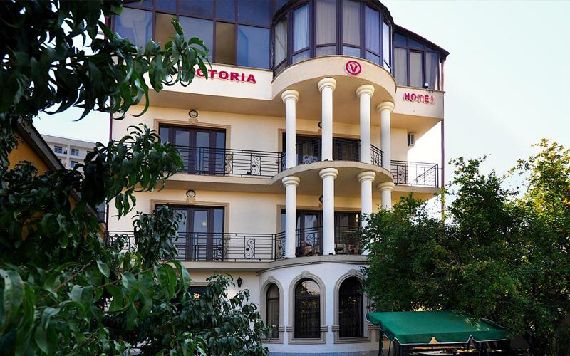 هتل ویلا ویکتوریا تفلیس