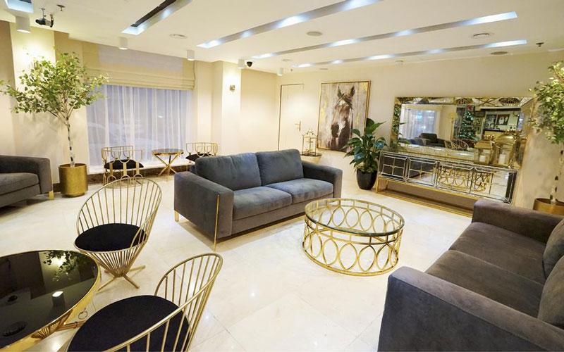 هتل سان اند سندز دبی