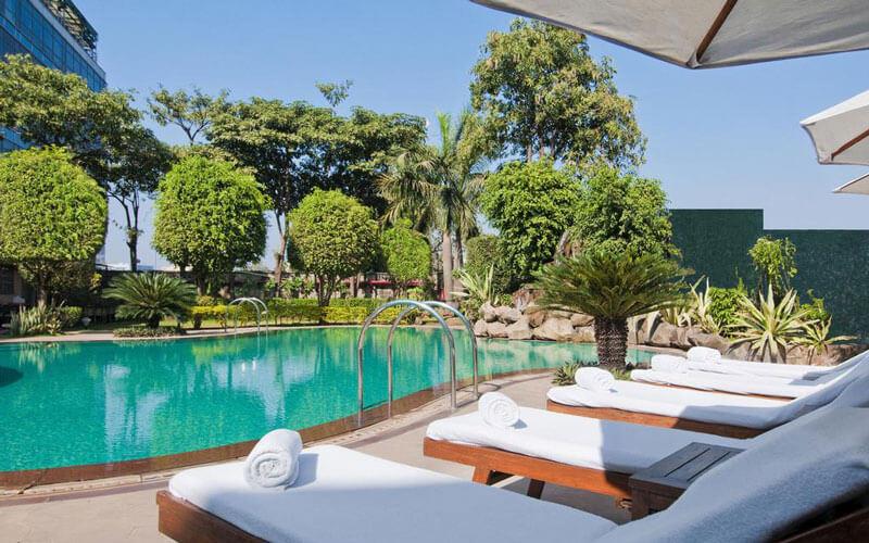 هتل هیلتون مومبای اینترنشنال ایرپورت بمبئی
