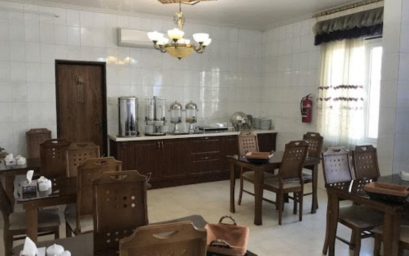هتل سفیر قزوین