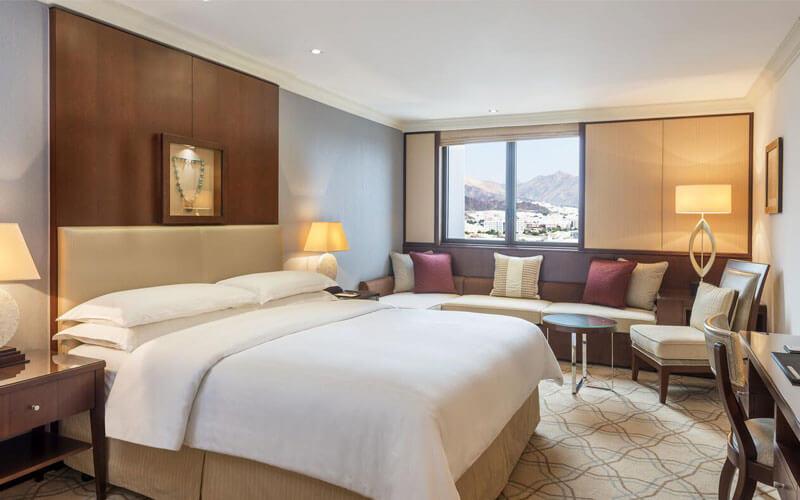 هتل شرایتون عمان مسقط
