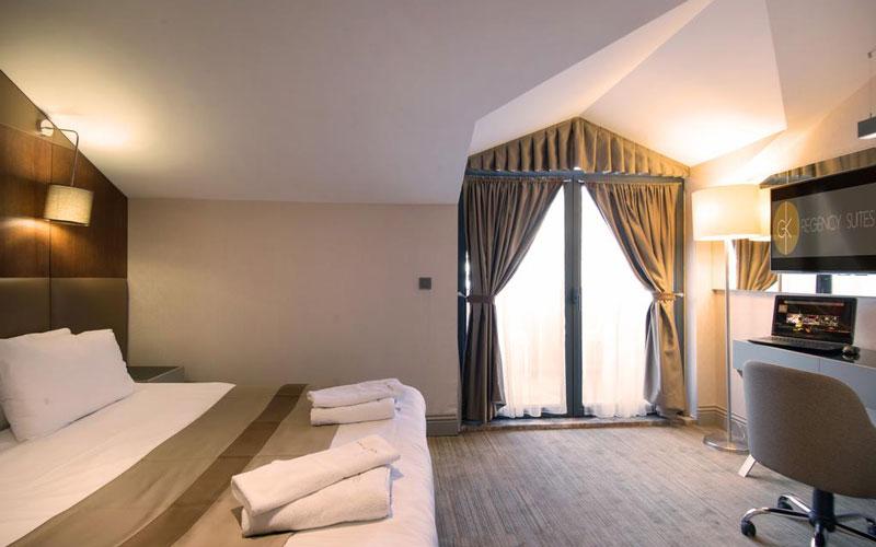 هتل GK Regency Suites Istanbul