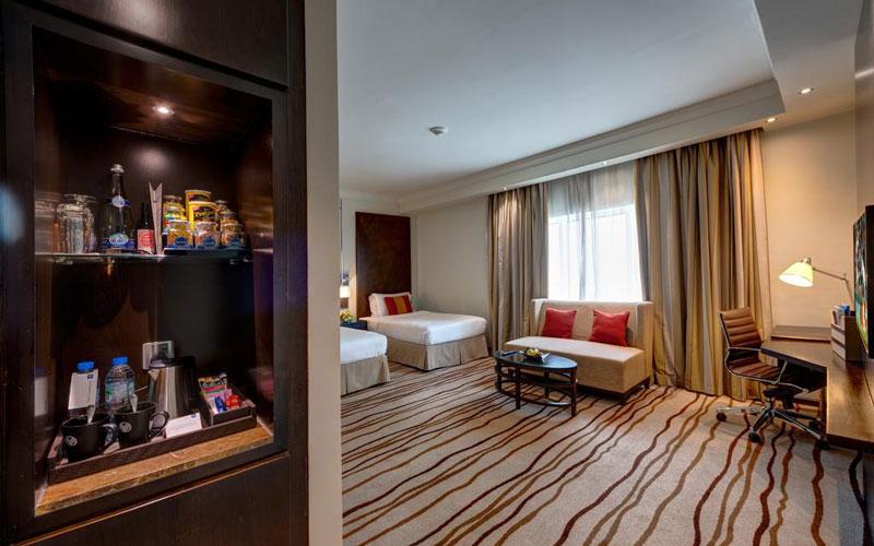 هتل Media Rotana Dubai