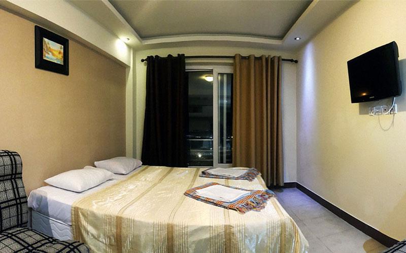 هتل آپارتمان ناز خزر بندرانزلی