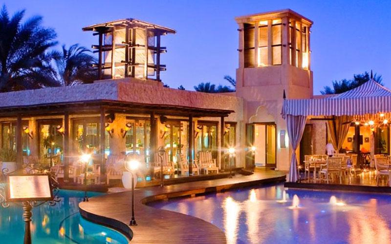 رستوران اوزون دبی
