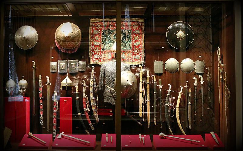 موزه اسلحه خانه کرملین مسکو