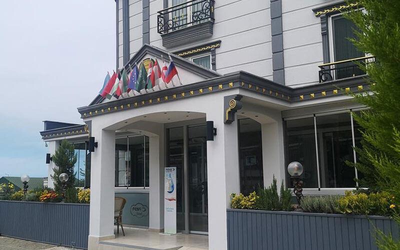 هتل فنگو ترابزون