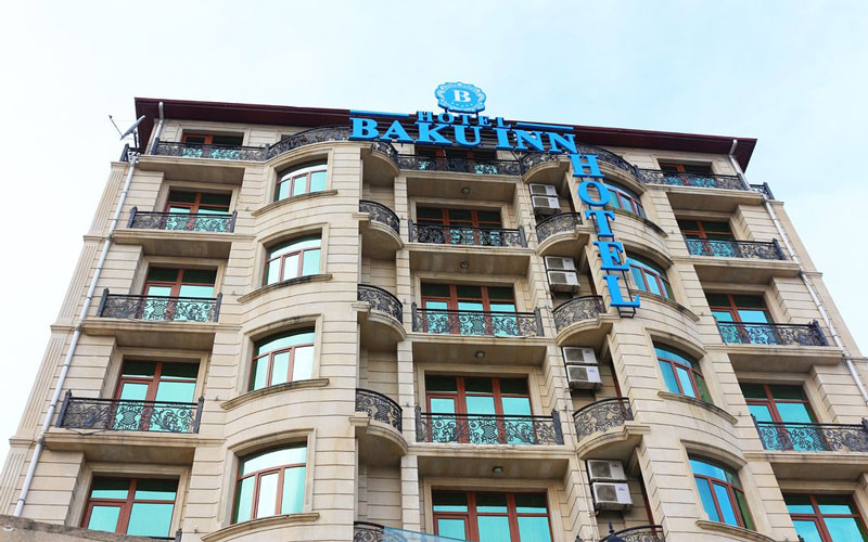 هتل Baku inn