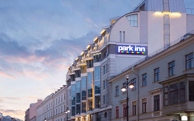 هتل Park Inn by Radisson Nevsky Saint Petersburg