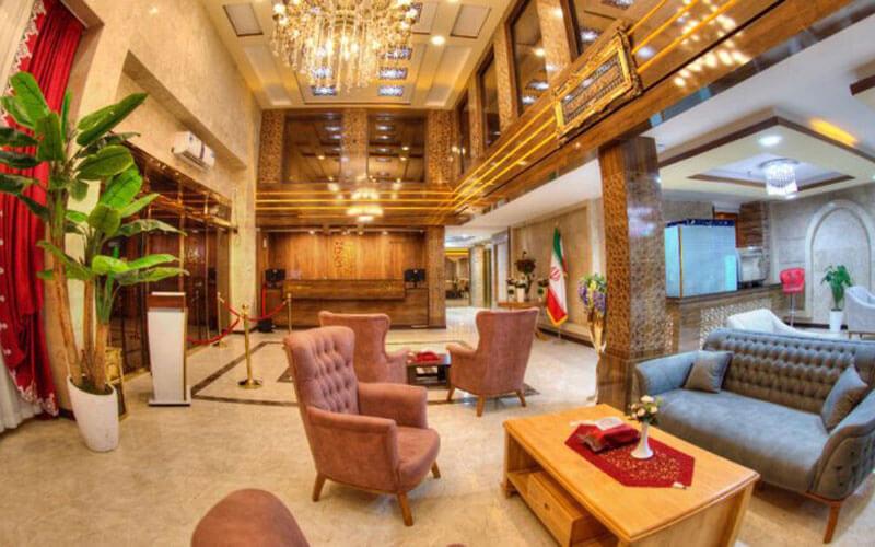 هتل رویال اروند خرمشهر