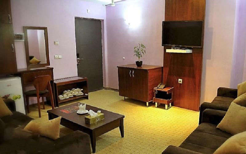 هتل آپارتمان کیمیا ۱ قشم