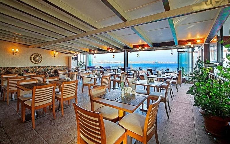هتل Azade Hotel Istanbul