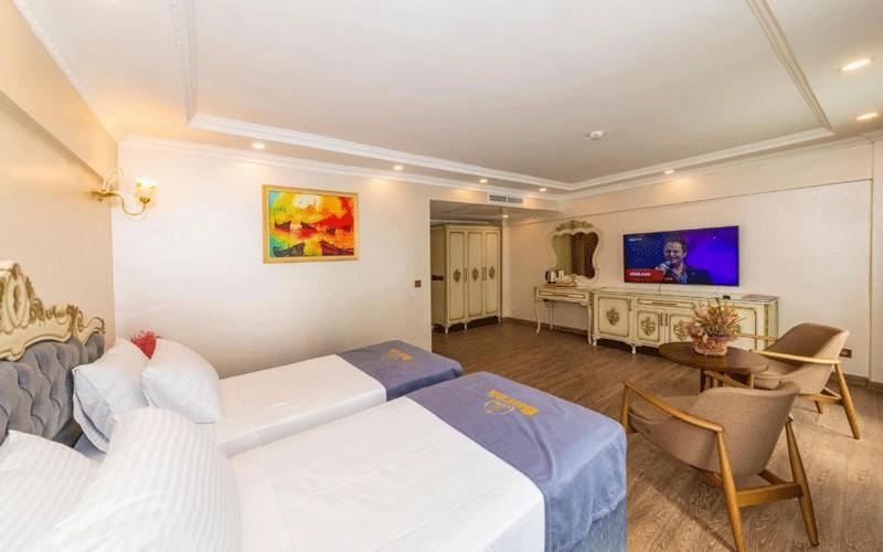 هتل Almadina Hotel Istanbul