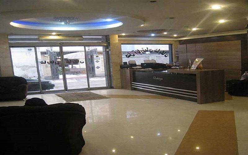هتل آپارتمان شایگان مشهد