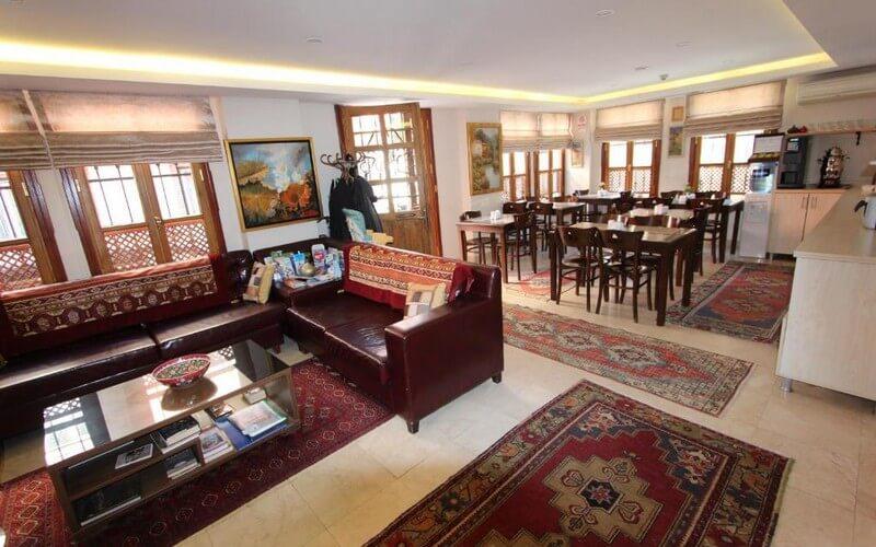 هتل Sultan House Istanbul